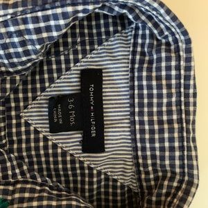 👔🌟Tommy Hilfiger Baby boy button down top
